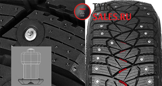 шипы goodyear ultra grip 600