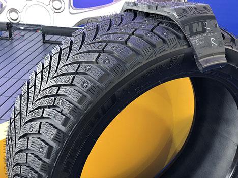 Новинки зимних шин Michelin X-Ice North 4
